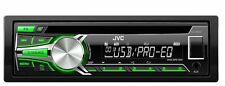 JVC KD-R453E - CD MP3 USB Autoradio GRÜN CD-RADIO SMARTPHONE AUX-IN  NEUWARE