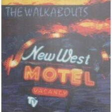 "CD THE WALKABOUTS  ""NEW WEST MOTEL"" 14 TITRES D'OCCASION TRES BON ETAT"