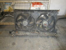 PEUGEOT 406 COUPE TWIN RADIATOR FANS AND COWLING