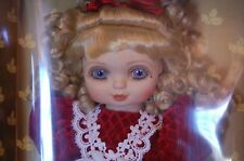 "Marie Osmond Adora Belle 15"" Vinyl Holiday Cheer Target Exclusive Doll NEW"