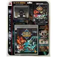 Eye of Judgment Bundle with Game, PS3 Eye, Camera Stand, Starter Deck, Booster