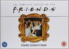 ❏ Friends Complete Series 1 - 10 Seasons Collection DVD Box Set ❏ Anniversary