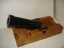"11"" golf ball size mortar black powder cannon signal cannon new year's eve"