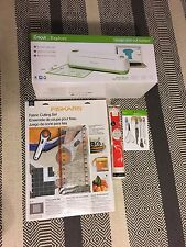 Cricut Explore Electronic Cutting Machine BRAND NEW + Extras & Accessories