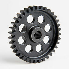 36T Mod1.5 Pinion Steel 8mm Shaft (1/5th Scale) Gear, Quantity=1 PC