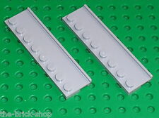 LEGO MdStone plate 2 x 8 with door rail 30586 / 7997 10134 7994 7937 7237 10197