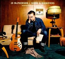 Signs & Signifiers [Digipak] * by JD McPherson (CD, 2012, Hi-Style)