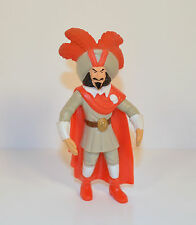 "RARE 2011 Red Rackham 4"" McDonald's Action Figure The Adventures Of Tintin Tin"