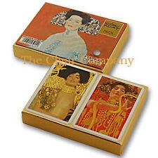 PLAYING CARDS KLIMT FRITZA BY PIATNIK 2501
