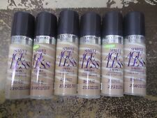 6 COVERGIRL+OLAY SIMPLY AGELESS 3 IN 1 FOUNDATION -ASSORTED- EXP:12/17+ - AB 632