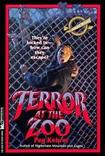 Terror at the Zoo (A Minstrel Book)