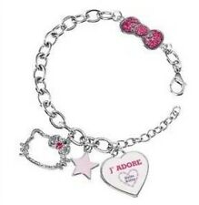 Bracciale Con Charm Hello Kitty