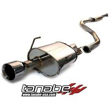 Tanabe Medalion Touring Cat-Back Exhaust 1996-2000 Civic Si Coupe EX T70017