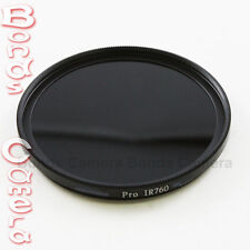 New 43mm Slim 760nm Infrared IR 760 Filter for Canon Nikon Pentax Sony Olympus