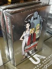 Fullmetal Alchemist - Season 1: Part 2 (DVD) Multi-Disc Set, Funimation DVD! NEW