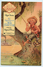 Berkley Classics Illustrated Tom Sawyer Mint 1990 Mark Twain