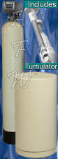 64k Fleck 5600SXT On-demand Water Softener Turbulator