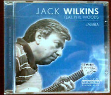 JACK WILKINS - FEAT PHIL WOODS - JAMBA - CD Neuf (A2)