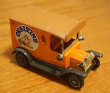 LLEDO DAYS GONE OVALTINE DRINKING CHOCOLATE VAN TRUCK DIE CAST MODEL