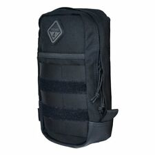Hazard 4 Broadside Molle 9X5 Large Utility Pouch - Black