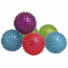 Light Up Spikey Bounce Ball - Colour Vary for Gifts Party, Party Bag Fillers
