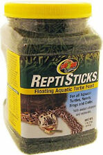 Zoo Med Reptisticks Floating Aquatic Turtle Food 2.2lb