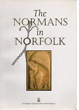 SUE MARGESON THE NORMANS IN NORFOLK FIRST EDITION PAPERBACK 1994