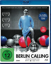 "Paul Kalkbrenner ""berlin calling"" Blu-Ray Disc NEU Kult-Film"