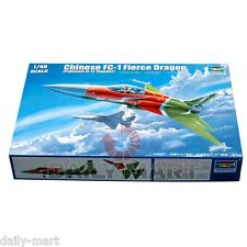 Trumpeter 1/48 02815 Chinese FC-1 Fierce Dragon (Pakistani JF-17 Thunder) Model