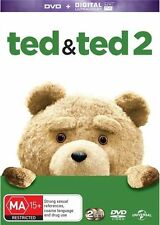 Ted & Ted 2 : NEW DVD