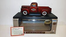 ROAD LEGENDS FORD F-1 PICK UP 50TH ANNIVERSARY MIB BOXED  (1:18 37)