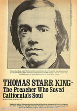 Thomas Star King-Preacher Who Saved California+Genealog