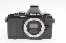 Olympus OM-D E-M5 16.1MP Mirrorless Digital Camera Body MFT                 #333