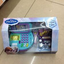 Role play for Supermarket Cash Register Cashier Disney FROZEN toy limited Set