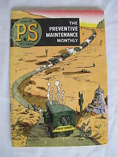 PS The Preventive Maintenance Monthly Issue #58   1957 Series