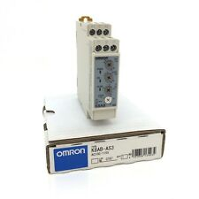 Current Relay K8AB-AS3-110-115VAC Omron 100/115VAC K8ABAS3