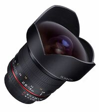 Rokinon 14mm f/2.8 ED IF UMC Ultra Wide Angle Lens for Nikon with AE Chip