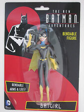 BATGIRL ANIMATED SERIES new Batman adventures Bendable Super Hero DC Comic toy