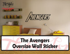 The Avengers Initiative Oversize Wall Vinyl Sticker