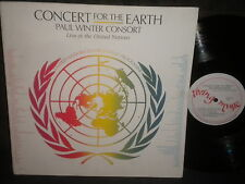 "Paul Winer Consort ""Concert for the Earth"" LP"