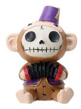 NEW Furrybones Furry Bones Fez Munkey Monkey Skull Skeleton Figurine Gift 8409