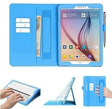 Leather Case Stand Folio Mobile Cover ProCase Samsung Galaxy Tab S2 9.7