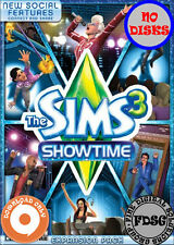 The Sims 3 Showtime (PC&Mac, 2012) Origin Download Region Free