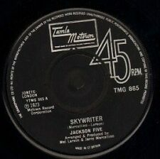 "JACKSON FIVE 5 skywriter/ain't nothing like the real thing TMG 865 uk 7"" WS VG/"