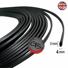 3m BLACK CAR DOOR GRILLS EDGE STRIP PROTECTOR FOR ANY CAR NEW