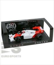 McLaren TAG Turbo MP4/2 50th Anniv. Spark 1/43 Niki Lauda 1984 World Champion