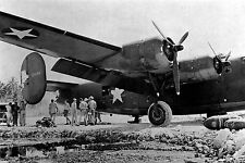 #170 B-24 Liberator SUPERMAN Zamperini #1 Nose Art Professional Photo 8x10