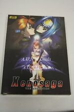 xenosaga the animation chapter 1-12 (DVD-CRT-054)