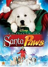 Disney The Search for Santa Paws (DVD, 2010) Brand New With Slipcover