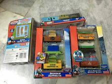 Thomas & Friend Train Set with Railing Fisher-Price New MISB